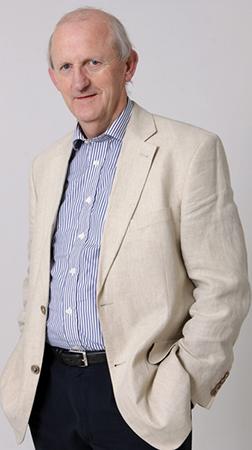 Author Blaise Brosnan