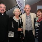 Fr Jim Fegan,Delia and Blaise,and Mary Quigley