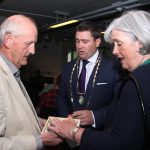 pic  9 and 10 Blaise and Delia,Karl Fitzpatrick,Pres.Chamber and